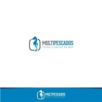 MultiPescados, Logo e Identidade, Alimentos & Bebidas