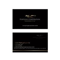 Portugal Corporation e o slogan: No céu, Na terra, No mar, Logo e Identidade, Consultoria de Negócios