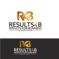 results4b - Results for business - Internet Group, Logo e Identidade, Computador & Internet