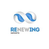 RENEWING, Logo e Identidade, Computador & Internet