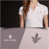 Rosa Fiori, Logo e Identidade, Roupas, Jóias & acessórios