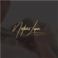 Nathan Lopes Fotografia, Logo e Identidade, Fotografia