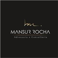Mansur Rocha - Advocacia e Consultoria, Logo e Identidade, Advocacia e Direito