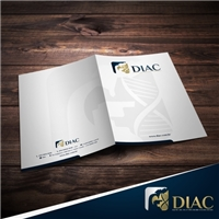 DIAC - diagnostico anatopatológico e citopatológico, Logo e Identidade, Saúde & Nutrição