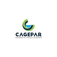 CAGEPAR - CENTRAL DE ÁGUA, ESGOTO E SERVIÇOS CONCEDIDOS DO LITORAL PR, Logo e Identidade, Associações, ONGs ou Comunidades