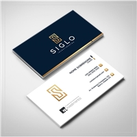 Siglo Investimentos, Logo e Identidade, Contabilidade & Finanças