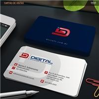 Digital soluçoes inteligentes, Logo e Identidade, Tecnologia & Ciencias