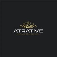Atrative Eventos, Assessoria e Cerimonial, Logo e Identidade, Planejamento de Eventos