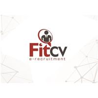 Fit CV / Empresa com software de gestão de recrutamento e-recruitment, Logo e Identidade, Tecnologia & Ciencias
