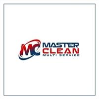 Master Clean Multi Service LTDA, Logo e Identidade, Limpeza & Serviço para o lar