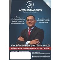 Antonio Marques Palestrante e Coach, Peças Gráficas e Publicidade, Consultoria de Negócios