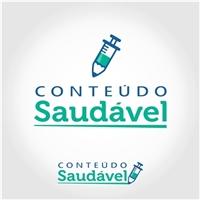 Conteúdo Saudável, Logo e Identidade, Marketing & Comunicação