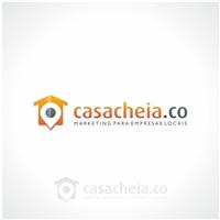 casacheia.co, Logo e Identidade, Marketing & Comunicação