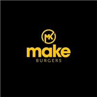 Make Burgers, Logo e Identidade, Alimentos & Bebidas