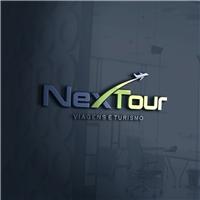 NexTour , Logo e Identidade, Viagens & Lazer