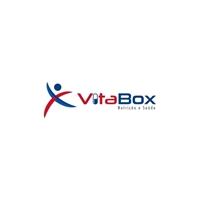 Vita Box, Logo e Identidade, Saúde & Nutrição