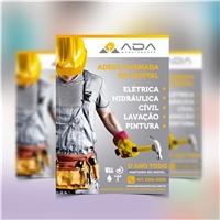 Ada Manutenções, Peças Gráficas e Publicidade, Construção & Engenharia