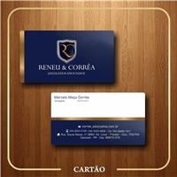 RENEU SIMÕES & CORRÊA ADVOGADOS ASSOCIADOS - OAB/PR 8131, Logo e Identidade, Advocacia e Direito