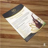 Instituto Flor de Lotus - Encontro (We Self - O despertar), Peças Gráficas e Publicidade, Educação & Cursos