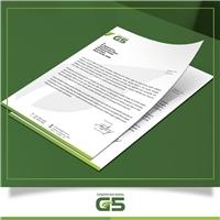 Condomínio Rural G5, Logo e Identidade, Ambiental & Natureza