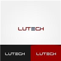 LUTECH, Logo e Identidade, Tecnologia & Ciencias