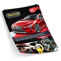 poliplus, Peças Gráficas e Publicidade, Automotivo