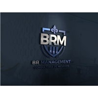 BR Management, Logo e Identidade, Consultoria de Negócios