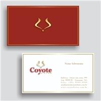 COYOTE - Bistrô, Logo e Identidade, Alimentos & Bebidas