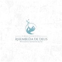 Igreja Evangélica Assembléia de Deus - Ministério Semente da Fé, Logo e Identidade, Religião & Espiritualidade
