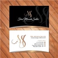 Dra. Micaela Salles - Endocrinologia, Logo e Identidade, Saúde & Nutrição