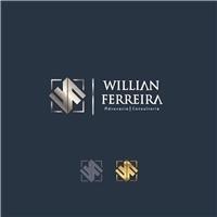 WILLIAN FERREIRA advocacia e consultoria, Logo e Identidade, Advocacia e Direito