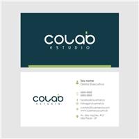 Colab Estudio, Logo e Identidade, Arquitetura