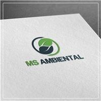 ms ambiental, Logo e Identidade, Ambiental & Natureza
