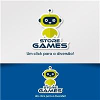 Store Games, Logo e Identidade, Artes, Música & Entretenimento