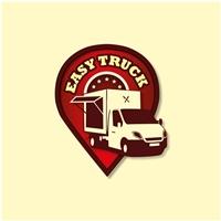 Easy Truck, Logo e Identidade, Alimentos & Bebidas