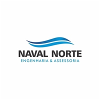 NAVAL NORTE , Logo e Identidade, Construção & Engenharia