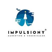 Impulsiony, Logo e Identidade, Marketing & Comunicação