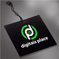 DigitaisPlace, Logo e Identidade, Computador & Internet