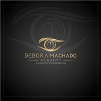 Débora Machado Academy, Logo e Identidade, Beleza
