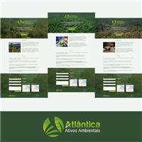 Atlântica Ativos Ambientais, Web e Digital, Ambiental & Natureza