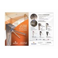 Inforcomp, Peças Gráficas e Publicidade, Tecnologia & Ciencias