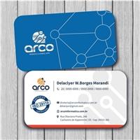 ARCO INFORMÁTICA, Logo e Identidade, Marketing & Comunicação