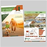 Residencial Monterrey - Segunda Fase, Peças Gráficas e Publicidade, Construção & Engenharia