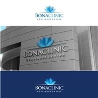 BonaClinic, Logo e Identidade, Saúde & Nutrição