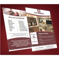 VIA ATENEA ENGENHARIA, Peças Gráficas e Publicidade, Construção & Engenharia