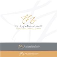 Dra. Joyce Meira Guiotto, Logo e Identidade, Saúde & Nutrição
