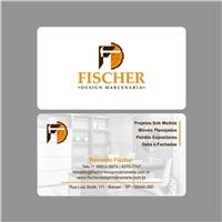 FISCHER DESIGN MARCENARIA, Logo e Identidade, Decoração & Mobília