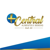 +Central - Alimentos e Bebidas, Logo e Identidade, Alimentos & Bebidas
