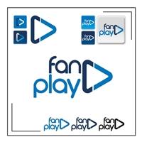 fanplay, Logo e Identidade, Artes, Música & Entretenimento