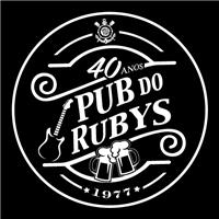 Pub do Rubys - 40 anos, Logo e Identidade, Artes, Música & Entretenimento